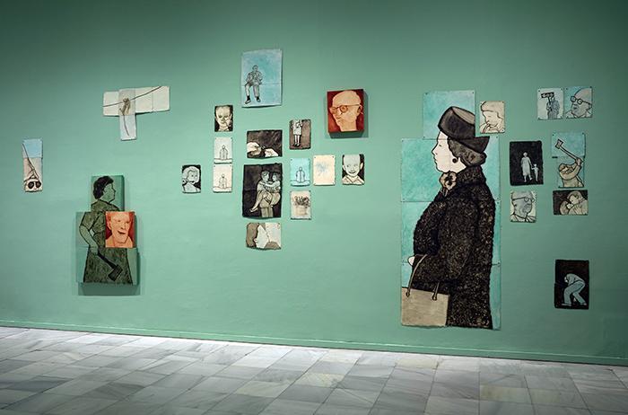 reina03 - Exposición: Applebroog o el arte como mensaje pionero del feminismo y crítica social