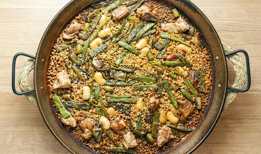 Restaurante Berlanga: arroces con memoria para una cocina mediterránea apasionada
