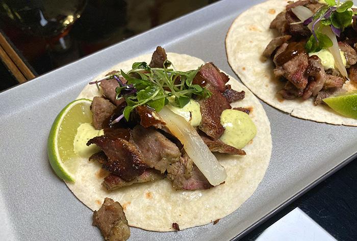 taco arabe 11 - Espectacular carta de verano del restaurante mexicano Iztac