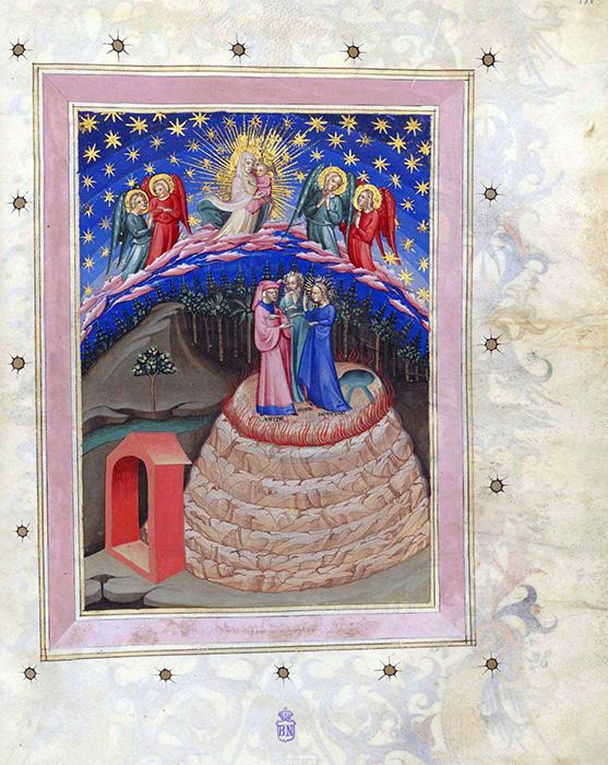 Dante Expo Madrid 02 - La Biblioteca Nacional expone 10 manuscritos de la Divina Comedia de Dante