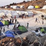 Una exposición en La Casa Encendida rompe el silencio sobre el campo de refugiados más grande de Europa