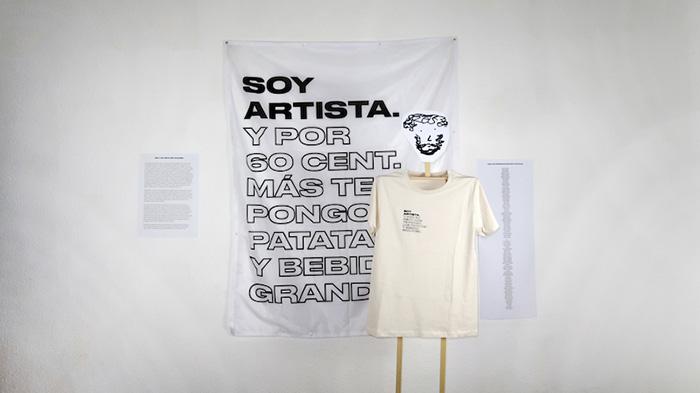 Pablo Roso - Descubre jóvenes artistas en el Salón Brand New de Conde Duque