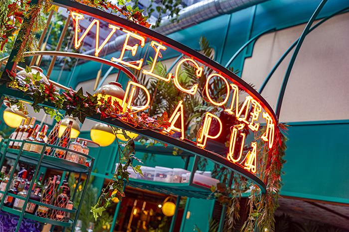 Papúa Colón03 - Restaurante Papúa: el sabroso premio de dominar la creatividad