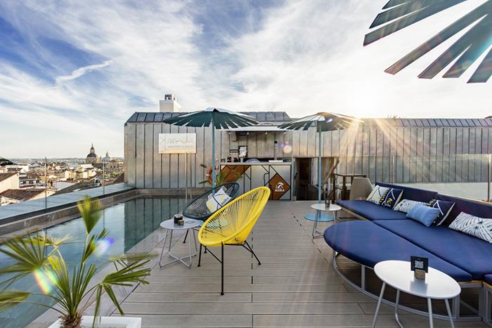 Pestana Plaza Mayor Rooftop 4 - ¡Rooftops con menú veraniego y buena cóctelería!