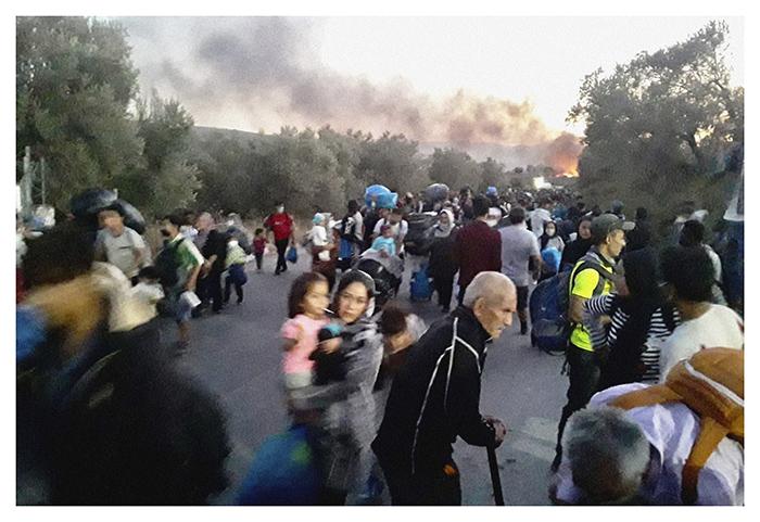 PhotoAmir2 - Una exposición en La Casa Encendida rompe el silencio sobre el campo de refugiados más grande de Europa