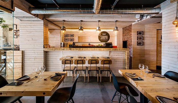 Sibuya Interior - Sibuya urban sushi bar: la creativa taberna japonesa que propone desde la pureza