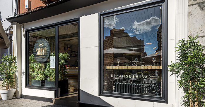 Sibuya Madrid Ibiza - Sibuya urban sushi bar: la creativa taberna japonesa que propone desde la pureza