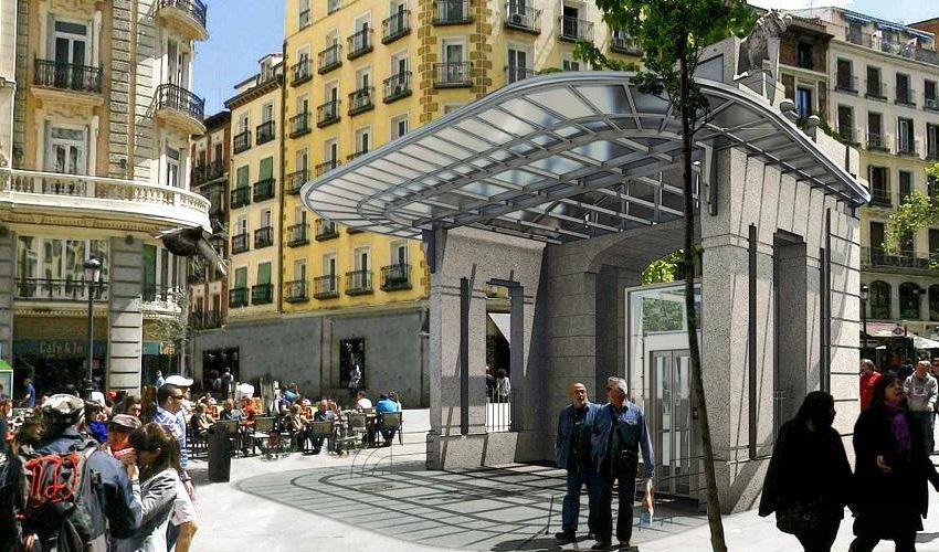 Abre la renovada estación de Gran Vía