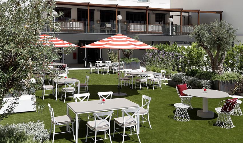 Hard Rock olvida sus hamburguesas y vuelve a Madrid como hotel y nuevo restaurante