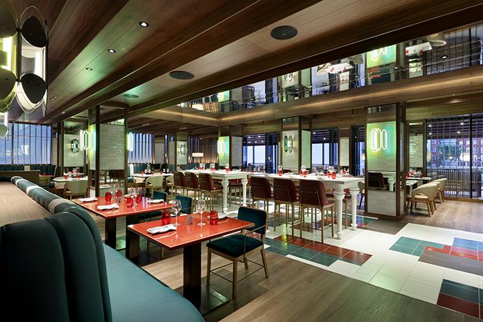hard rock madrid restaurante - Hard Rock olvida sus hamburguesas y vuelve a Madrid como hotel y nuevo restaurante