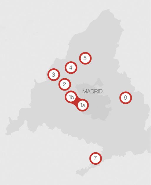 mapa literario Madrid - 7 rutas literarias por la Comunidad de Madrid descubren los lugares donde vivieron poetas y escritores