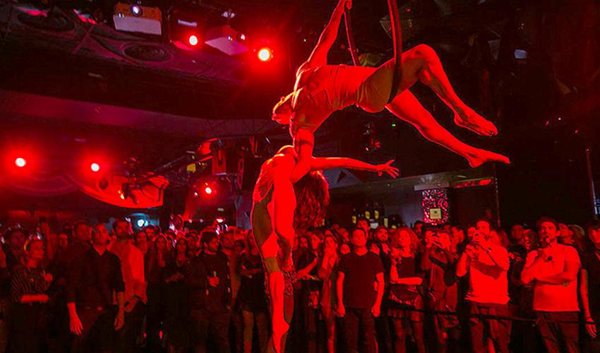 Reabre el club clandestino Medias Puri