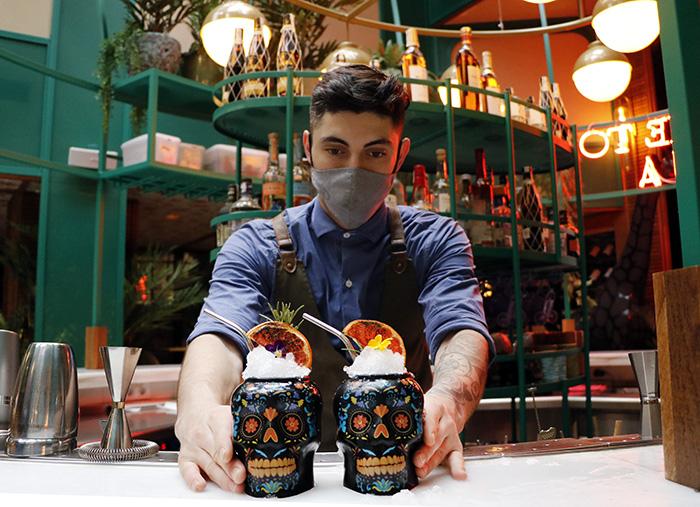 papua coctel guillermo 001 - Restaurante Papúa: el sabroso premio de dominar la creatividad