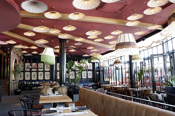 rest. Wakka Madrid 1 - Restaurante Wakka: ricos nigiris y dim sum en un universo asiático muy chic