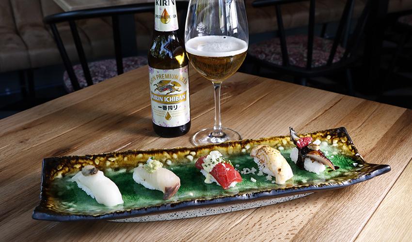 Restaurante Wakka: ricos nigiris y dim sum en un universo asiático muy chic
