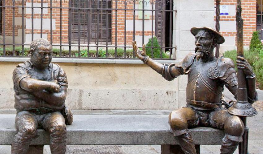 7 rutas literarias por la Comunidad de Madrid descubren los lugares donde vivieron poetas y escritores