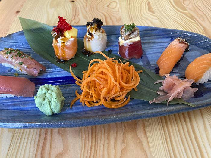 sushi 2 Sibuya Madrid - Sibuya urban sushi bar: la creativa taberna japonesa que propone desde la pureza