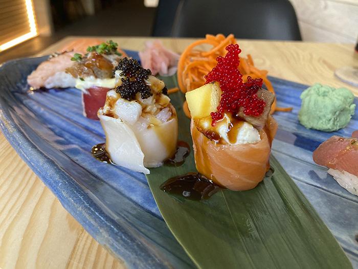 sushi gunkan Sibuya Madrid - Sibuya urban sushi bar: la creativa taberna japonesa que propone desde la pureza