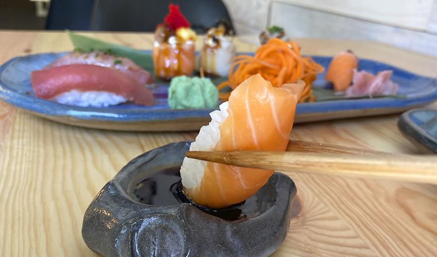 Sibuya urban sushi bar: la creativa taberna japonesa que propone desde la pureza