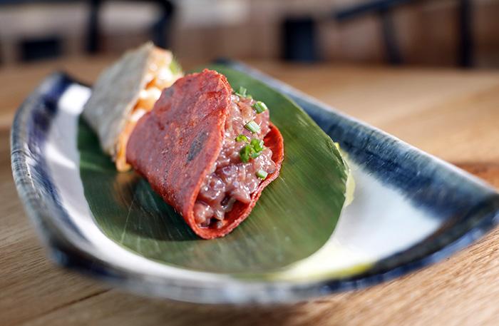 taco Wakka Madrid - Restaurante Wakka: ricos nigiris y dim sum en un universo asiático muy chic