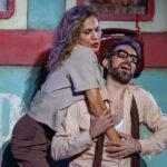 """Toni Acosta y Pepón Nieto protagonizan la obra de teatro de Moliére """"Anfitrión"""", en el Teatro La Latina"""