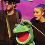 """Planes con niños: """"Una rana en el mar"""" en Teatros Luchana de Madrid"""