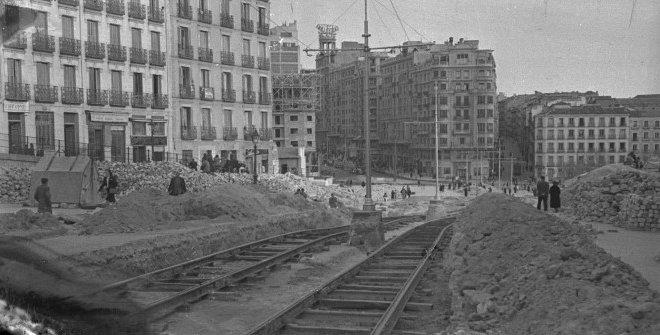 yo me bajo en la proxima - Se cumplen 150 años del primer tranvía en Madrid