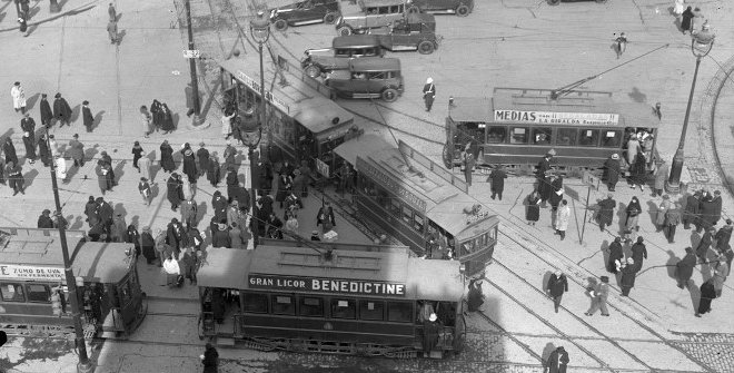 yo me bajo en la proxima 2 - Se cumplen 150 años del primer tranvía en Madrid