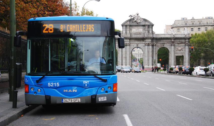 Viaja gratis en autobús -de 7 a 9 h.- la primera quincena de septiembre