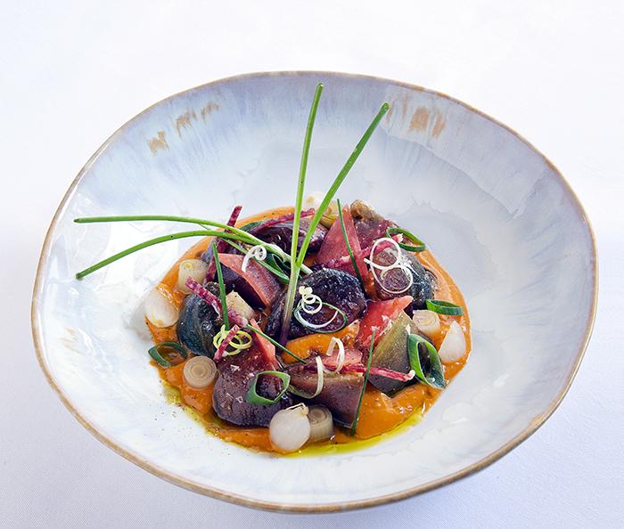 ©AidaLópez Don Dimas. Tomataso 1 Don Dimas - Restaurante Don Dimas, cocina de afecto, materia prima y sabor