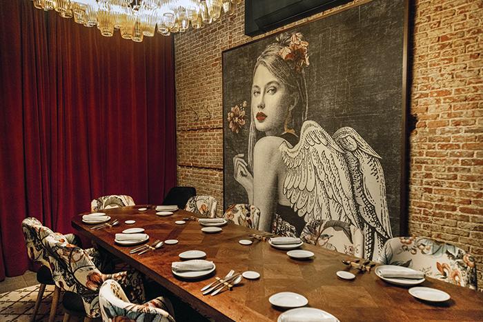 Don Dimas. Reservado2 - Restaurante Don Dimas, cocina de afecto, materia prima y sabor