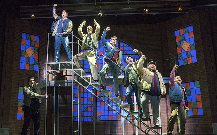 FULLMONTY6 - Vuelven los musicales a Madrid