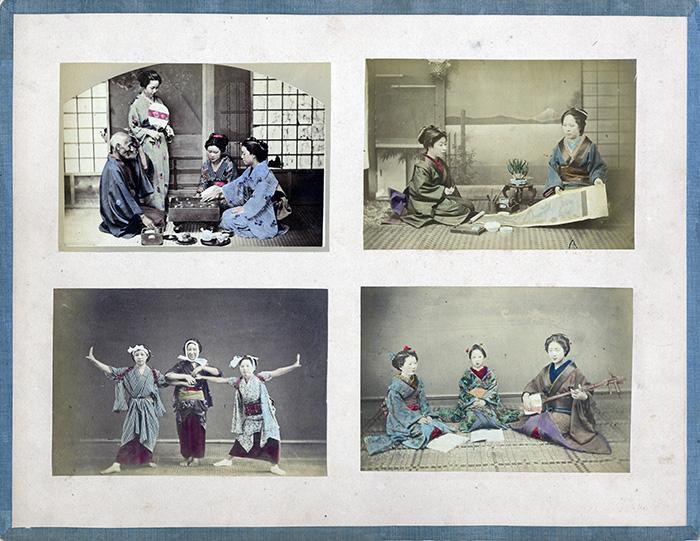 Fotos de época finales s.XIX principios s.XX 2 - La mayor colección privada de arte japonés del mundo se expone en CentroCentro