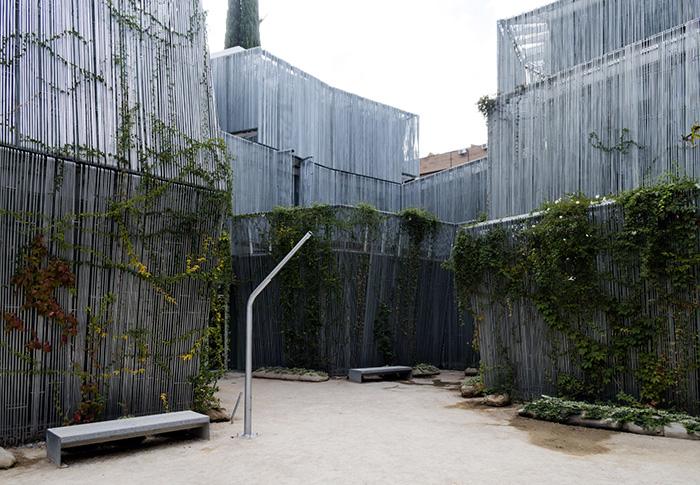 Fundación Francisco Giner de los Ríos Foto de Ximo Michavila - Open House Madrid: jornada de puertas abiertas de la arquitectura madrileña