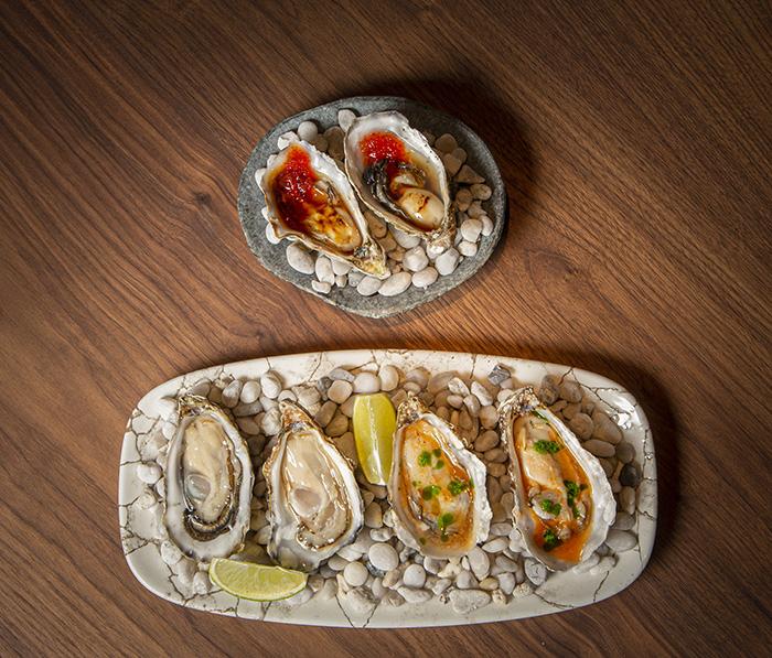 Lagasca 19. Oyster bar - Restaurante Lagasca 19: creatividad y producto