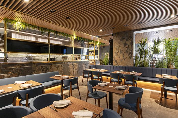 Lagasca 19. Sala 1 - Restaurante Lagasca 19: creatividad y producto