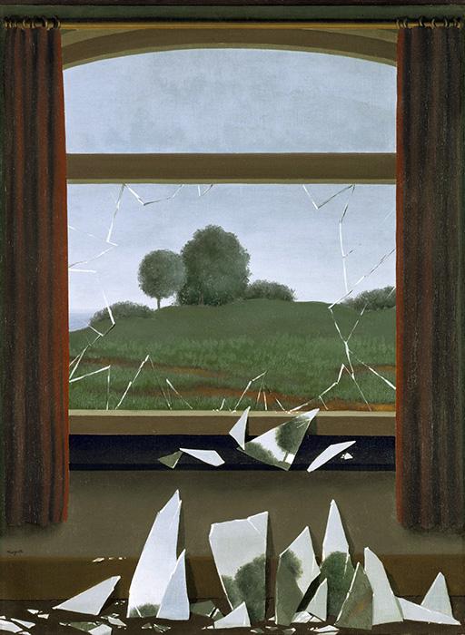 Magritte La llave de los campos - El Thyssen presenta una retrospectiva del pintor surrealista Magritte