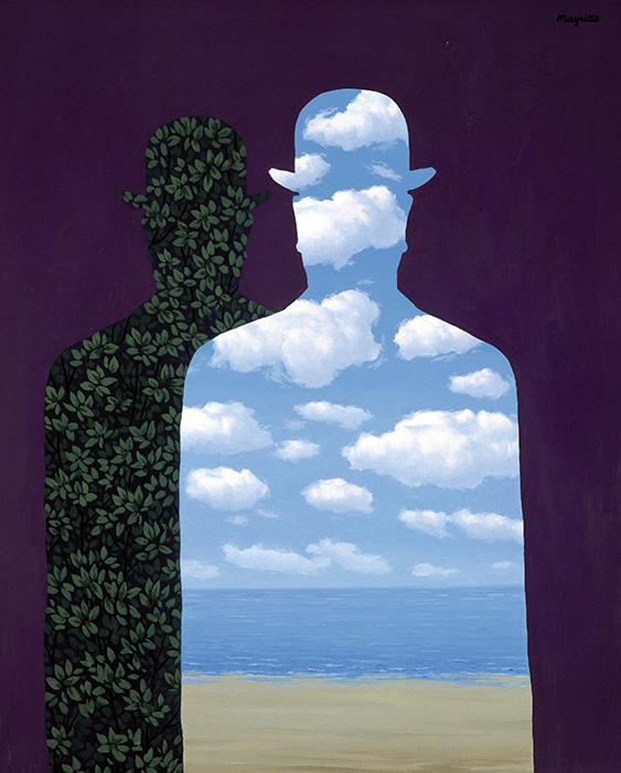 Magritte alta sociedad 0 - El Thyssen presenta una retrospectiva del pintor surrealista Magritte