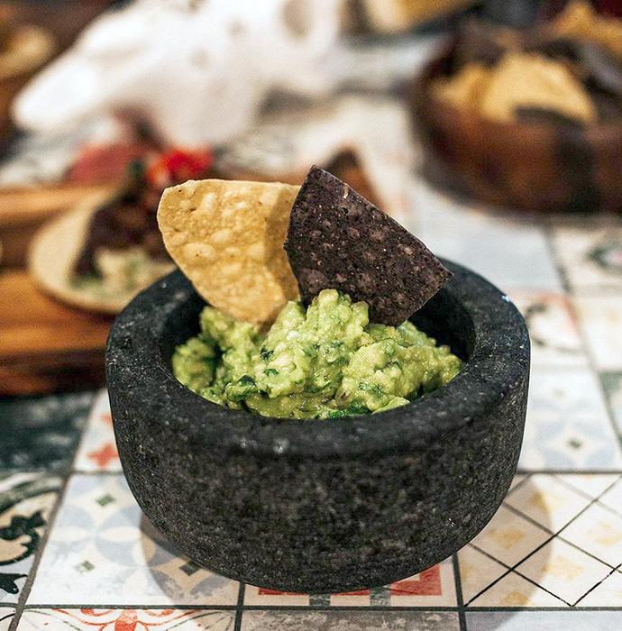 Mawey Guacamole - 4 restaurantes de Madrid para celebrar el Día Internacional del Guacamole