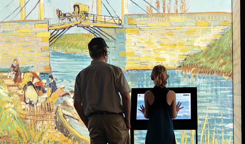 Meet Vincent van Gogh: el paseo más íntimo por la obra y vida del pintor holandés