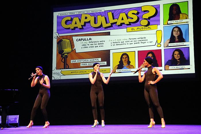 Teatro Pavón Capullas - El Teatro Pavón abre de nuevo programando flamenco, jazz y musicales