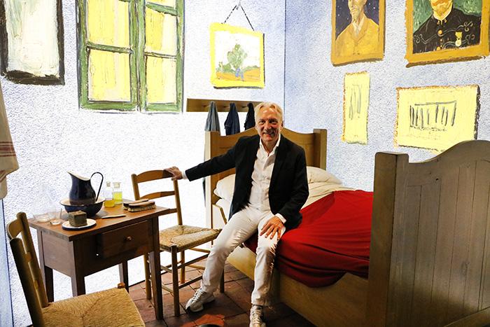 Willem VG 2 - Meet Vincent van Gogh: el paseo más íntimo por la obra y vida del pintor holandés
