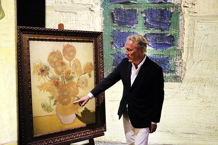 Willem Van Gogh - Meet Vincent van Gogh: el paseo más íntimo por la obra y vida del pintor holandés