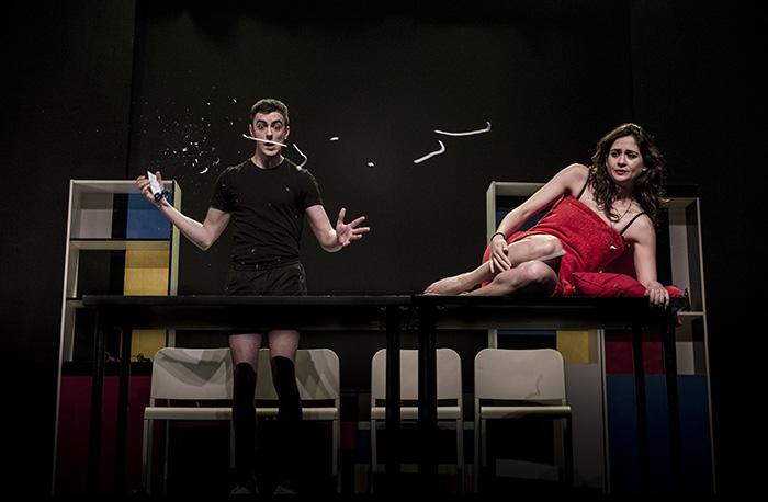 climax teatro alfil madrid - Un divertido fin de semana en el Teatro Alfil. 3 días 3 obras.