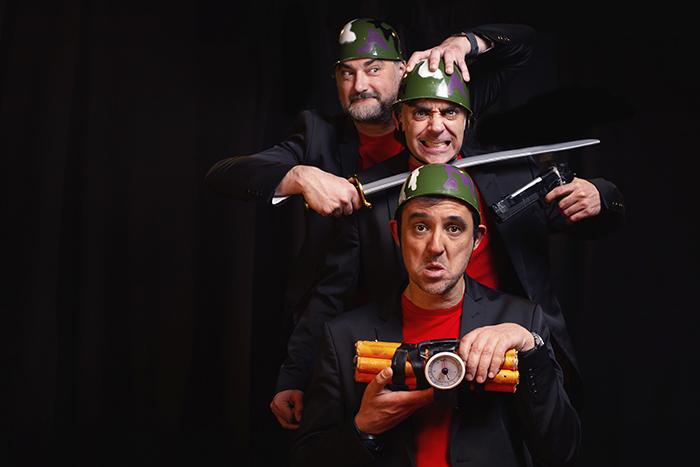 """corta el cable rojo 2 - Teatro: El humor al instante de """"Corta el cable rojo"""" celebra 10 años en cartel"""
