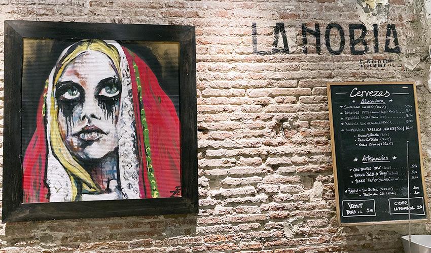 Planes Madrid: Secun de la Rosa actúa en la Sala Mirador y cenamos en «La Nobia» (con b). Jueves en Lavapiés.