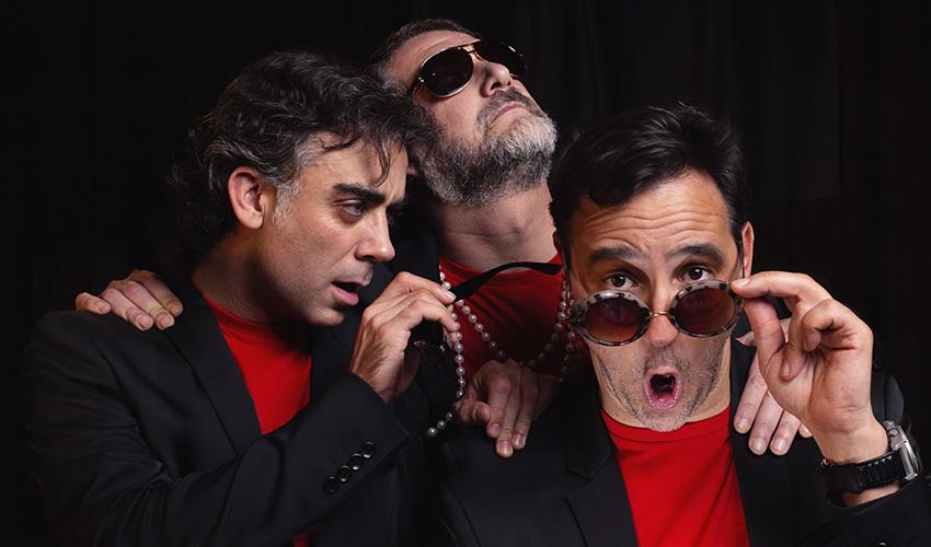 Teatro: El humor al instante de «Corta el cable rojo» celebra 10 años en cartel