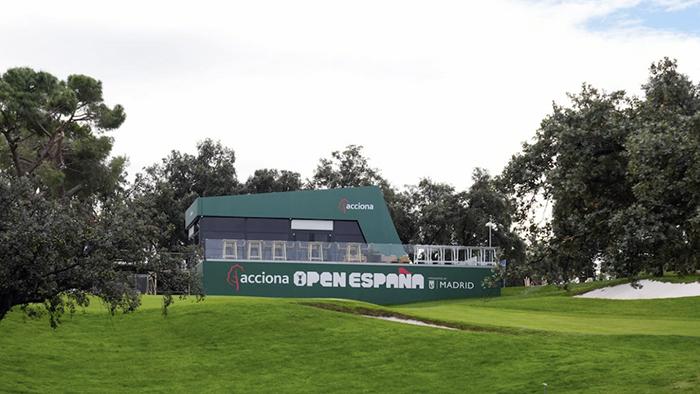 Acciona Open España Golf Madrid - El español Rafael Cabrera-Bello gana el Acciona Open de España
