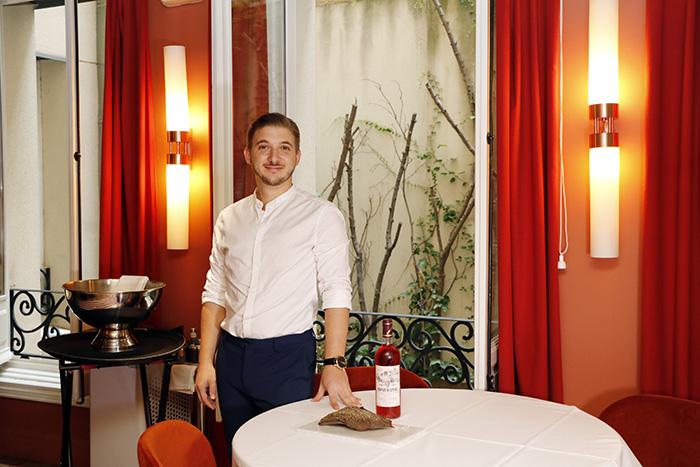 Gabrielle Manzottu Sumiller NOI Madrid - NOI, el restaurante italiano que acapara todos los sinónimos de la palabra delicioso