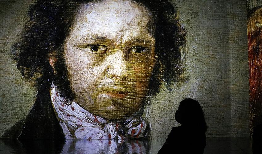 INGOYA, la experiencia expositiva que te acerca al descomunal genio de Goya